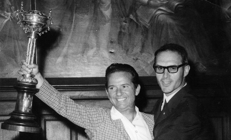 Taça de Portugal 1964/65 - Mister Fernando Vaz