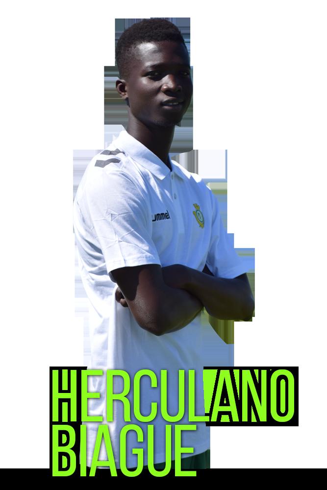 Herculano-Biague