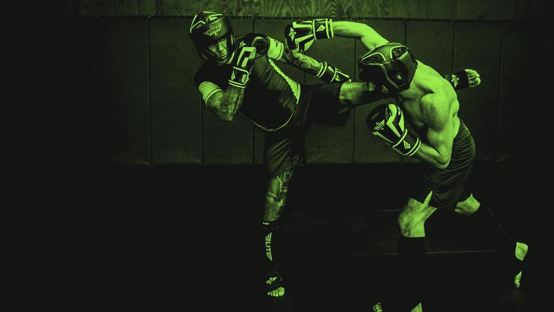 kickboxingGreen
