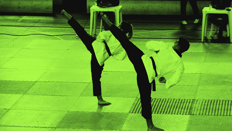 taekwondoGreen