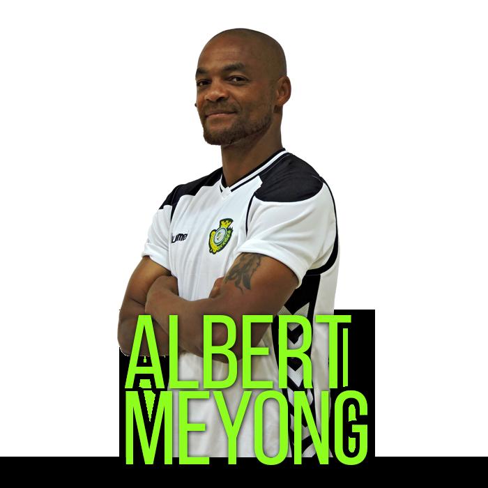 Albert-Meyong