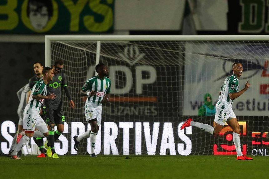 VITÓRIA EMPATA 1-1 COM O SPORTING. O Vitória Futebol Clube ... 77a9b467c11c6