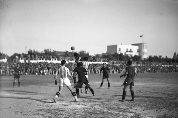 Vitória FC - Académica de Coimbra 07/05/1944 - Américo Ribeiro