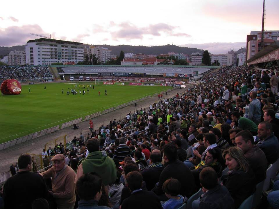 Estádio do Bonfim - Central Nascente