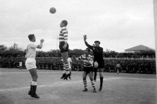Vitória FC - Sporting CP 1957 | Taça de Portugal