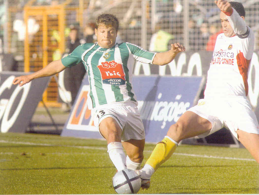 Adalto - Vitória FC 2005/2006