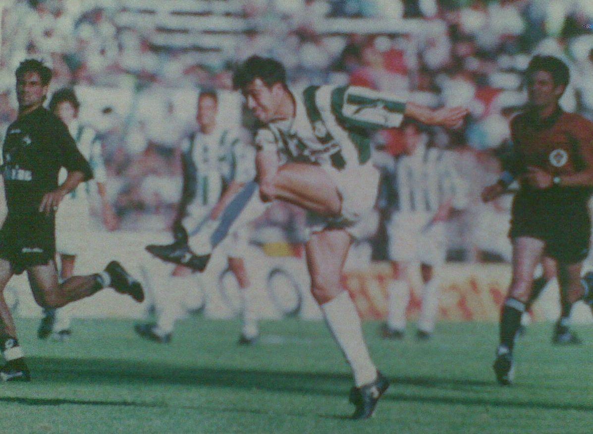Golo Pedro Henriques | Apuramento Taça Uefa